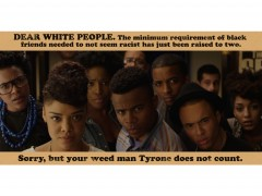 "Recension: ""Dear White People"""
