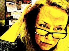 8-mars enkät med Anna-Klara Bratt