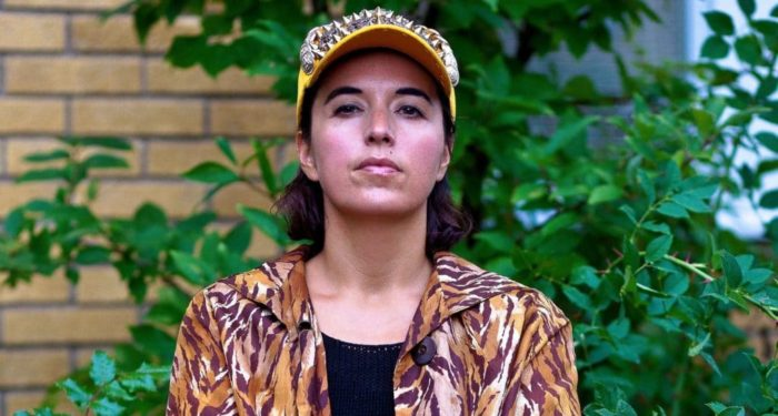 8 mars-enkät med Paloma Madrid