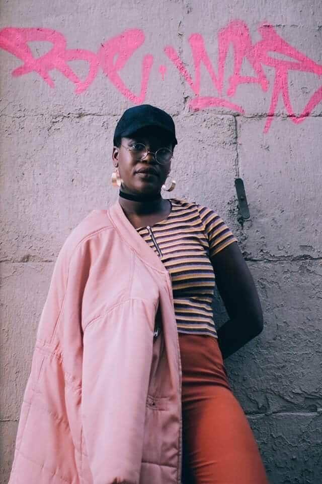 8 mars-enkät med Mariama Jobe